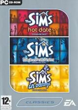 THE SIMS EXPANSION PACK HOT DATE MAGIE E INCANTESIMI IN VACANZA Pc + Bonus