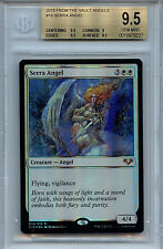 MTG Serra Angel BGS 9.5 Gem Mint FTV Angels Magic Mystic Foil Amricons 9226