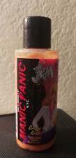 Manic Panic Semi Permanent Hair Color Cream 4oz - Orange Red Glow Black Light