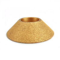 "3""Brazed Diamond Grinding Wheel M14 For Angle Grinder High Quality Abrasive Tool"