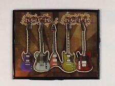 Rock & Roll Music 8x10 Electric Guitar Salute Wall Hanging Wall Art