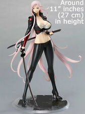 Triage X Sagiri Yuko Orchid Seed Darkness Black Sexy Girl Figure Statue 3D Model