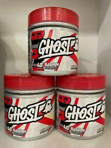 Ghost Burn V2 - Fat Burner / Appetite Control / Cognitive Function BB OCT-21