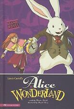 Alice in Wonderland (Classic Fiction)-ExLibrary