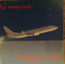 BOEING B737-800 HAPAG-LLOYD  scala 1/500 HERPA (501119)