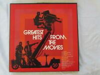 Greatest Hits From the Movies, Vinyl LP box set, 1973, 4 LP records
