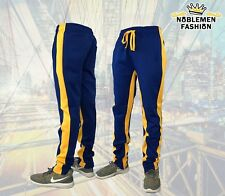 MEN HIPSTER TECHNO TRACK ANKLE AND POCKET ZIP PANTS