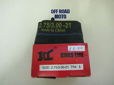 Kings Tyre Trials Bike Front Inner Tube. 2.75x21. VERY GOOD QUALITY STRONG *NEW*