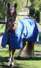 Equihart 5'3 Lined Canvas Horse Winter Rug 16oz Polycotton Ripstop Canvas