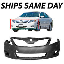 NEW Primered - Front Bumper Fascia Direct Fit for 2010 2011 Toyota Camry 4-door
