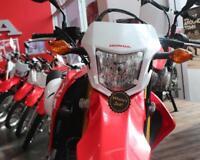 Honda CRF250L (2012-2016) Motorcycle Headlight Protector / Light Guard Kit