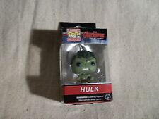 Marvel Avengers Age of Ultron Hulk Pocket Pop! Keychain new unopened