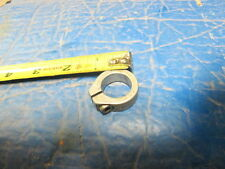 "3/4"" X3/8"" aluminum lock collar with 10-24 clamp screw."