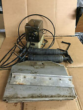 * Bennett SS Trim Tabs with Hydraulic Power Unit 12 Volt Pump V351, Bracket