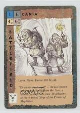 1995 Blood Wars Collectible Card Game #NoN Cania Gaming 2k3