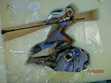 "WDCC ""Defender of the Empire"" Kida from Disney's Atlantis in Box with COA"