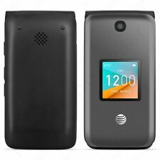 New Alcatel Cingular Flip 2 At&T Unlocked 4G Lte WiFi Cell Phone Ot-4044O