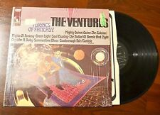 Ventures Flights Of Fantasy Surf Rock shrink Record lp NM
