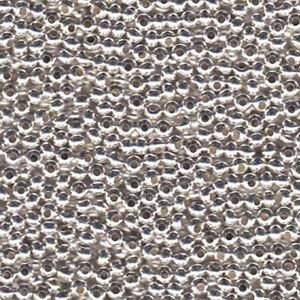 Metal seed beads 6/0 Made in USA Brass Copper Base Metal