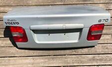 Volvo S70 Trunk Lid Code Blue 443 Moondust Metallic OEM