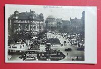 Foto AK BERLIN 1926 Potsdamer Platz mit Verkehr Strassenbahn      ( 26425