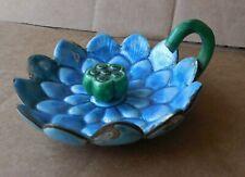 Vintage Lotus Flower Water Dropper Calligraphy?