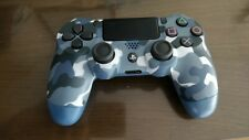 Sony PlayStation DualShock 4 Wireless Controller - Blue Camo