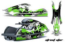 AMR Racing Jet Ski Graphics Wrap Kawasaki SXR 800 Decal Kit 2003-2011 STREET GRN
