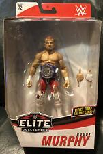 WWE Mattel Buddy Murphy Elite Series 72 Wrestling Figure Red Tights w/Belt READ