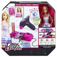 Barbie poupée designer airbrush et collections de mode portique de jeu Enfants Jouet nouveau