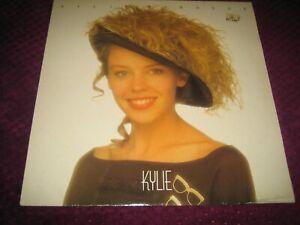 """KYLIE MINOGUE - KYLIE . 12"""" VINYL LP"""