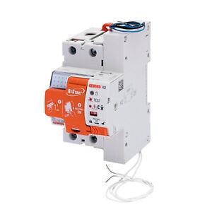 Restart Gewiss D4827R Interruttore Differenziale Riarmo automatico 40A 3 MODULI