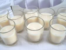 Mainstays Set of 12 Ivory Candles Votive Candles and Holders