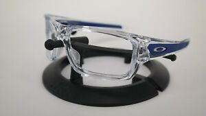 NEW Authentic Oakley Turbine Frame Polished Clear -Chrome OO9263 Only Frame RARE