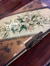 Antique Victorian Edwardian Celluloid Photo Album