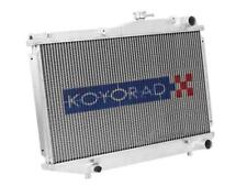Koyo Racing Radiator for 84-87 Toyota Corolla - 1.6L I4 Engine  #HH010681