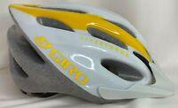 Giro Skyla Livestrong Cycling Helmet Yellow and White-Women