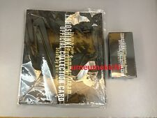 RARE TVXQ DBSK Tohoshinki JYJ Official Collection Card full set with binder