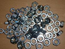 3//8-16 UNC INOX ESAGONALE piena NUTS 9//16 AF 3//8 UNC inox Completo Dadi x10