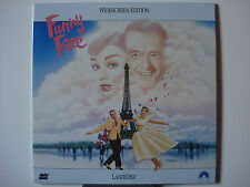 Funny Face 1957 LTBX Laser Disc NEW Audrey Hepburn - Fred Astaire - Kay Thompson