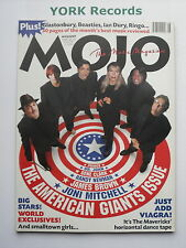 MOJO MAGAZINE - Issue 57 August 1998 - Prince / Dr. John / Gene Clark / Beasties