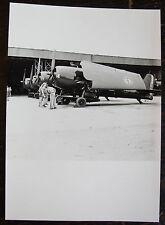 AVIATION, PHOTO AVION GRUMMAN FGF-5, AILES REPLIEES