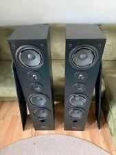 Magnat 145 120 4-Way-Bass Reflex Speaker Lautsprecher Standboxen