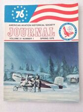 AAHS Journal Airplane Magazine Douglas F4D-1 Spring 1976 121516rh