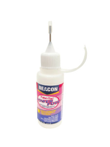 15ml Beacon Fabri Tac Power Fuse Glue Needle Precision Tip Bottle For Fabric