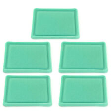 5Pcs Sponge Prefilters Set For & 491435 491588 Air Filter