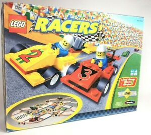 Lego Racers Super Speedway Game 31314 (2001) Pre-Owned