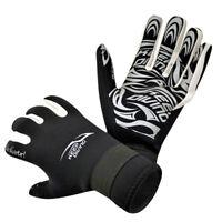 KEEP DIVING 2mm Neoprene Swimming Diving Gloves Non Slip Keep Warm Gloves #UK