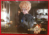 THE HUNGER GAMES - CATCHING FIRE - Indvidual Base Card #15 - Effie Trinket