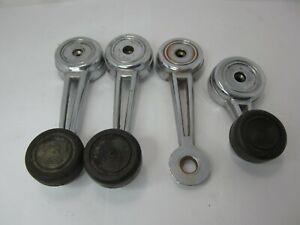 68-72 Ford Mercury Window Crank Handle Lot USED